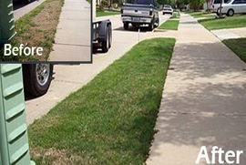 lawn care service denton county tx